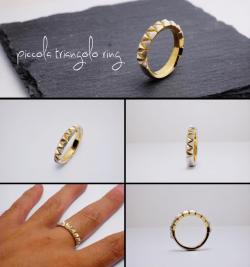 piccola triangolo ring